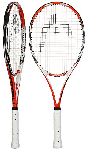 Head Micro Gel Radical MP Strung Tennis Racquet without Cover (4.625)