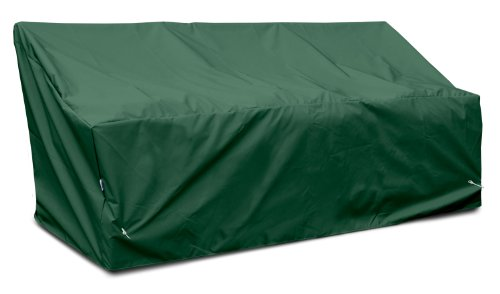 KoverRoos Weathermax 66450 Deep 3-Seat Glider/Lounge Cover, 89-Inch Width by 36-Inch Diameter by 33-Inch Height, Forest Green by KOVERROOS