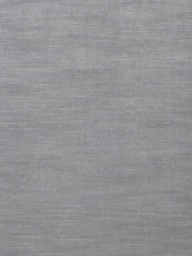 Pewter Grey Solid Velvet Grospoint Velvets multi Purpose Upholstery Fabric by the yard