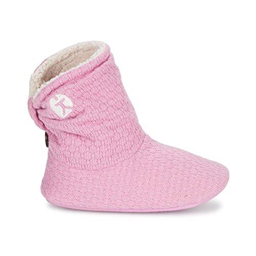Para Mujer Rosa Casa Bedroom De Athletics Por Zapatillas Estar Lona qwB0wC6