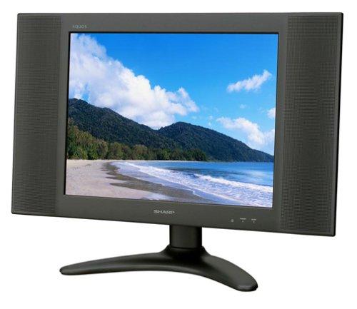 Amazon Sharp Aquos LC 15B2UB 15 Inch Flat Panel LCD TV Black Electronics