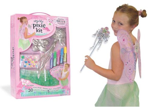 Fashion Angels Pink Kitty Sparkle Pixie Kit