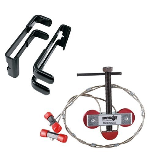 - Bowmaster Bow Press and Quad Limb L Brackets Package Bundle