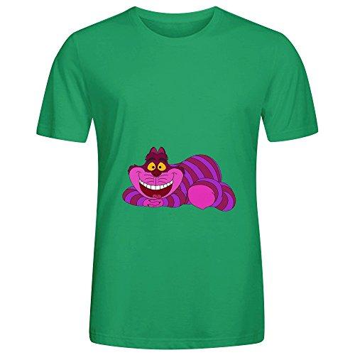 Cheshire X70 Men O Neck Custom Shirt Green (Life Is Good Yoga Womens Tshirts compare prices)