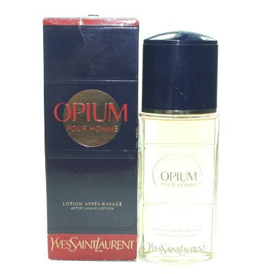OPIUM for Men 3.3 oz After Shave Lotion [SPLASH] by Yves Saint Laurent