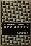 Introduction to Geometry, Coxeter, Harold S. M., 0471182834