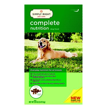 simply right dog food - 4