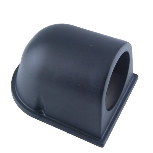 (Automotive Refitting Mounting Heavy Duty Single Hole Dash Mount Pod Cup Holder Black ABS Plastic for 2