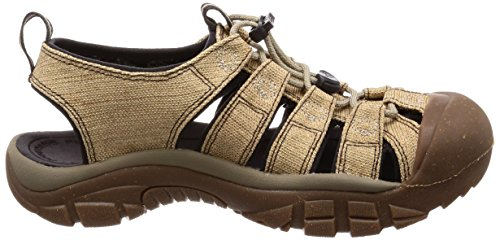 Keen Hombres Newport Retro-m Sandal Hemp / Dark Earth