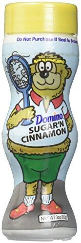 Domino Sugar & Cinnamon Shakers - 3 oz