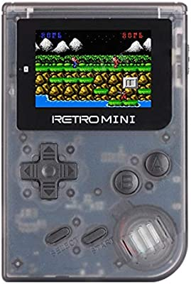 LayOPO Mini Consola de Videojuegos de Mano, Consola de Videojuegos ...