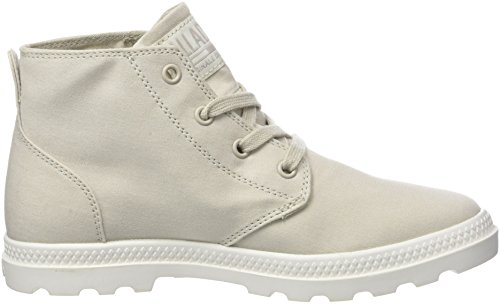 a Free Day Alto Collo Marshmallow Palladium Sneaker Pampa Grigio Canvas L72 Donna Rainy vIwq6a5