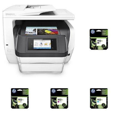 HP OfficeJet Pro 8740 Wireless All-in-One Photo Printer w...