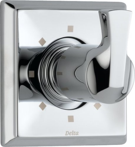 Delta T11951 Dryden 6 Setting Diverter, Chrome