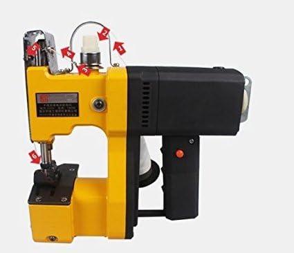 BAOSHISHAN Máquina de coser de mano portátil Herramienta de ...