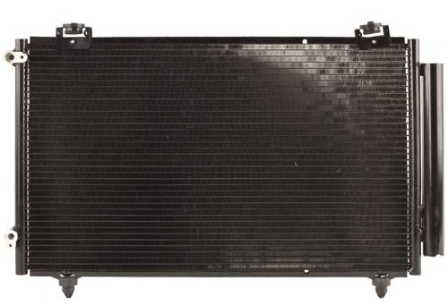 Shepherd Auto Parts OEM Style Air Condition AC A/C Condenser Condensor