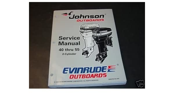 johnson outboard service manual free
