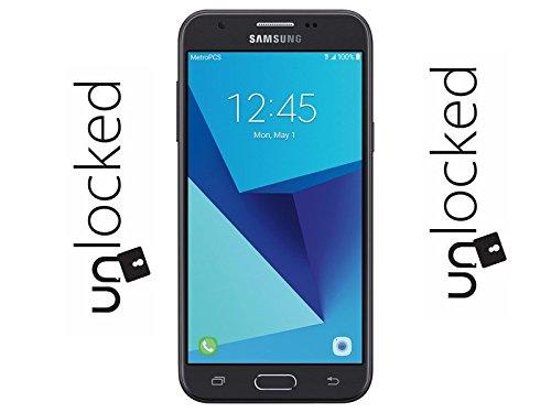 Samsung Galaxy J3 Prime 4G Lte Metropcs Unlocked,T-mobile, At&t , Usa & International 16GB Black