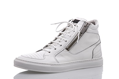 ANTONY MORATO - Homme chaussure high top sneaker mmfw00734/le300002 43 blanc