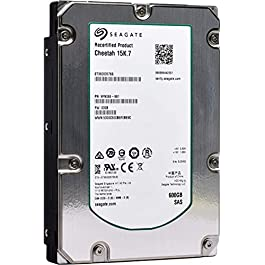 Seagate Cheetah 15K.7 | ST3600057SS | 600 GB 15k RPM SAS 6Gb/s 16MB Cache 3.5 Inch Internal Hard Disk Drive (Renewed)