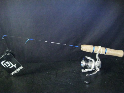 Best 13 fishing white noise light ice combo 25 left for 13 fishing combo