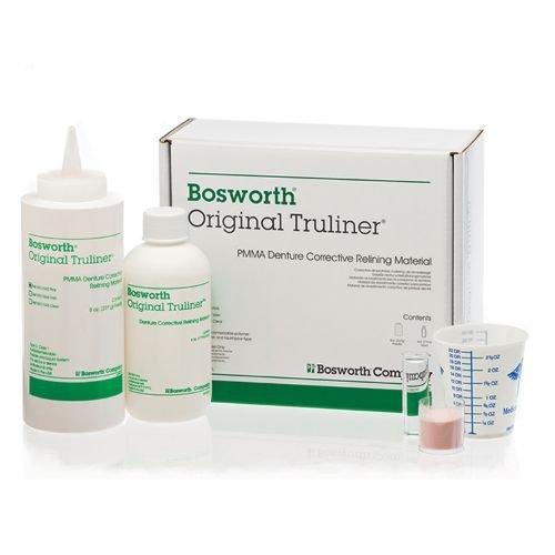 Bosworth 0921943 Truliner Original Powder, 8 oz Capacity, Pink