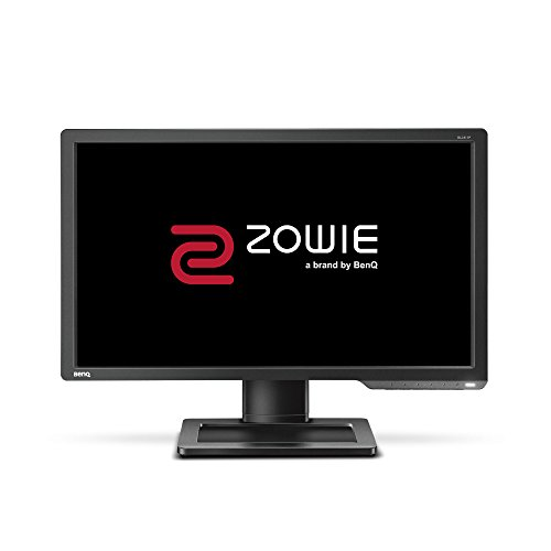 BenQ ZOWIE XL2411P 24 Inch 144Hz Esports Gaming Monitor | 1080P 1ms | Black eQualizer & Color Vibrance for Competitive Edge Ready for PUBG