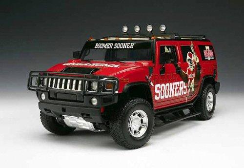 Oklahoma Sooners H2 Hummer