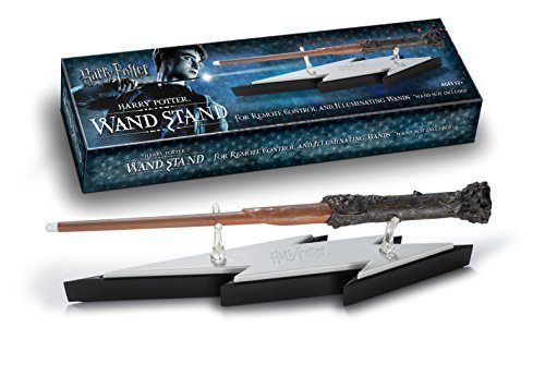 (The Noble Collection Harry Potter Remote Control Wand Stand)