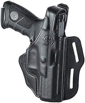 BERETTA Cinturón de Piel Modelo 05–Demi 3, tiratori Destri–APX