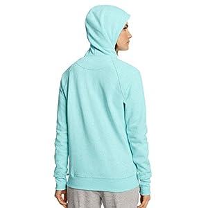 Champion Women's Fleece Full-Zip Hoodie, Black, 2X Large