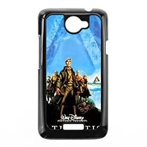 Atlantis The Lost Empire HTC One X Cell Phone Case Black E5899103