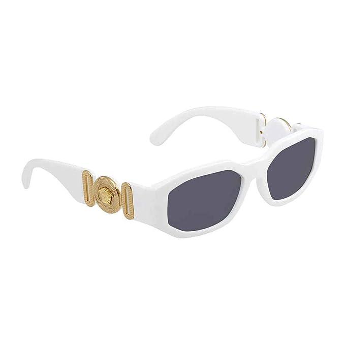 Versace 0VE4361 Gafas de sol, White, 53 Unisex: Amazon.es ...