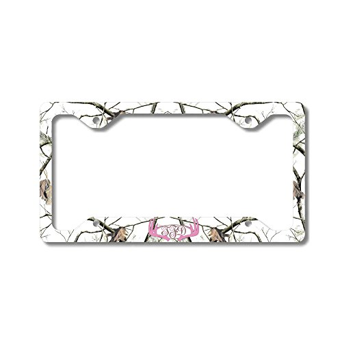 Camo monogram license plate the best Amazon price in SaveMoney.es