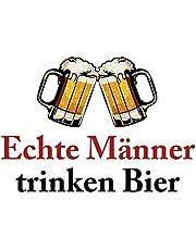 Blechwaren fabriek Braunschweig pillendoosje mintdoos echte mannen drinken bier + pepermuntdragees (€100 g/26,33) 54