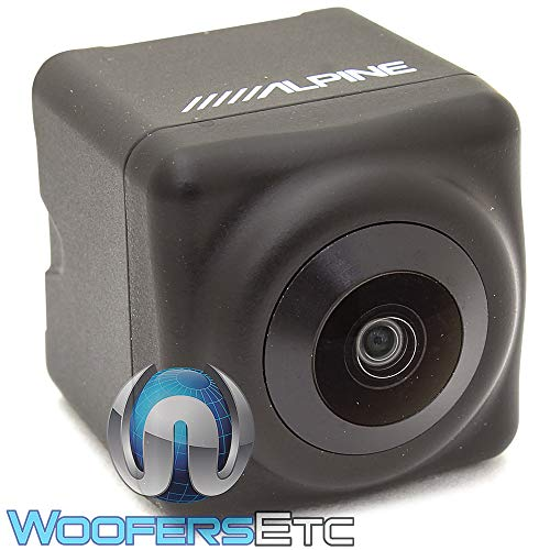 (Alpine HCE-C2600FD Multi-View Front HDR Camera System)