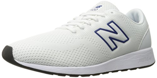 cheap fashion Style newest New Balance Men's 420v2 70s Running Lifestyle Fashion Sneaker White/Blue IaGjsS