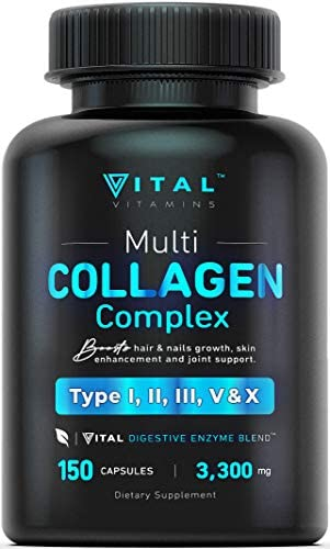 Collagen Absorption Anti Aging Hydrolyzed Supplement product image