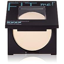 Maybelline New York Fit Me Matte Plus Poreless Powder, Translucent, 0.30 Ounce