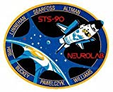 POSTER A3 NASA STS 90 Launched April 17 1998 21900 p.m. EDT Landing May 3 1998 120859 p.m. EDT Kennedy Space Center