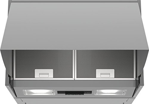 Bosch DEM63AC00 Dunstabzugshaube / Zwischenbauhaube / 59, 9 cm / Drucktastenschalter [Energieklasse D] Robert Bosch