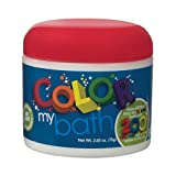Color My Bath Color My Bath 119 Make Lots of Fizzy, Fun, Colorful Baths with 200 Red, Blue & Yellow Tablets in the Jar, 2.65 Oz.