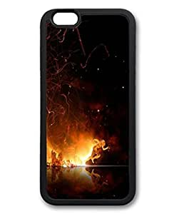 Case Cover For SamSung Galaxy Note 4 Protective Case Abstract Painting Time Is Running Out Custom Plastic and Hard Back Iphone 5/5S