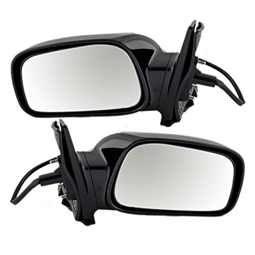 Driver and Passenger Power Side View Mirrors Replacement for Toyota 8794002391C0 8791002391C0 AutoAndArt ()