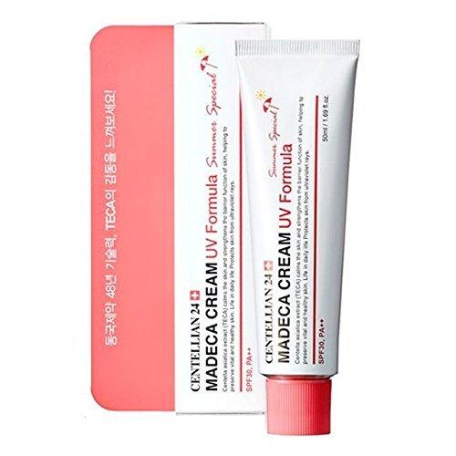 Centellian24 Madeca Cream UV Formula (SPF30 / PA++) 50ml 1.69 fl.oz