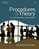 Procedures and Theory for Administrative Professionals 7th Edition