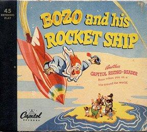 Bozo and His Rocket Ship