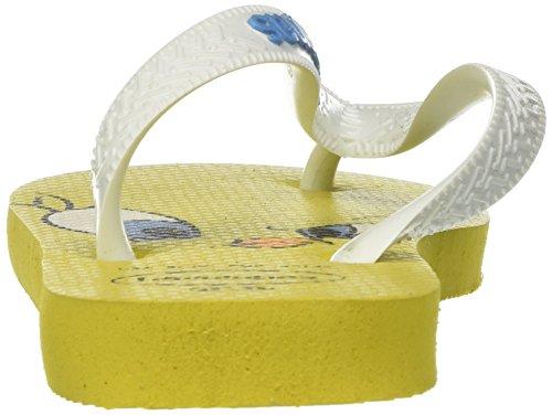 Amarillo 34 Yellow 33 para Citrus Brazilian Havaianas Tunes Looney Chanclas Unisex Adulto 35 36 EU w8Rp8OYq7T