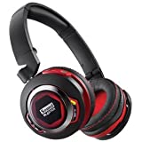 Creative Sound Blaster EVO Zx Bluetooth NFC Headphones with iOS Android App control for Built-in Audio Processing and mic (works with PS4)