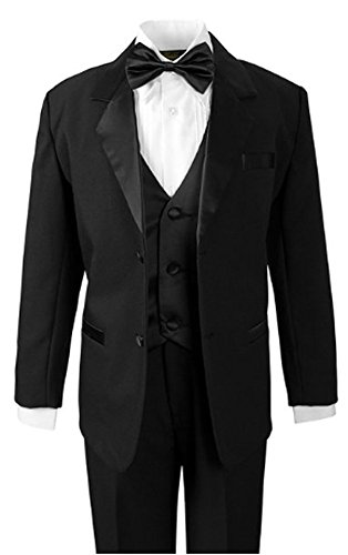 Igirldress Big Boys Tuxedo Suit No Tail Buy Online In